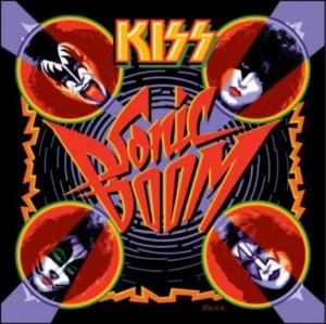обложка альбома Kiss