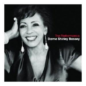 обложка нового альбома Shirley Bassey