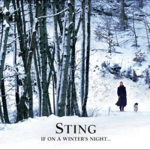 обложка альбом Стинга