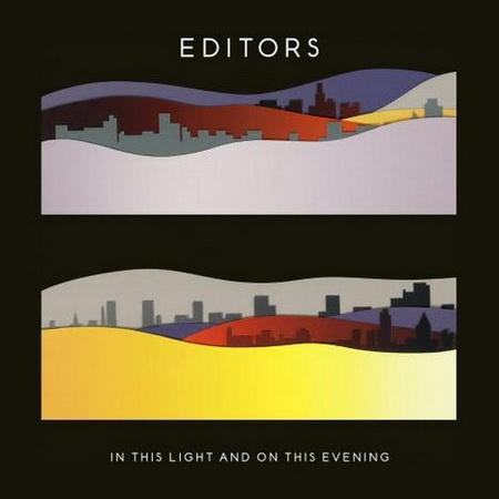 обложка нового альбома Editors
