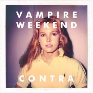 обложка альбом Vampire Weekend  «Contra»