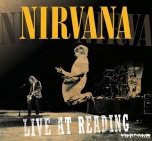 обложка альбом Nirvana «Live At Reading»