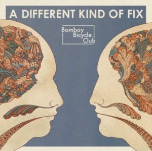 рецензия на альбом Bombay Bicycle Club «A Different Kind Of Fix»