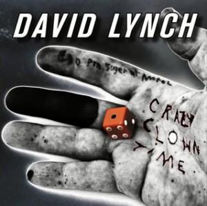 Обложка альбома Дэвида Линча «Crazy Clown Time»