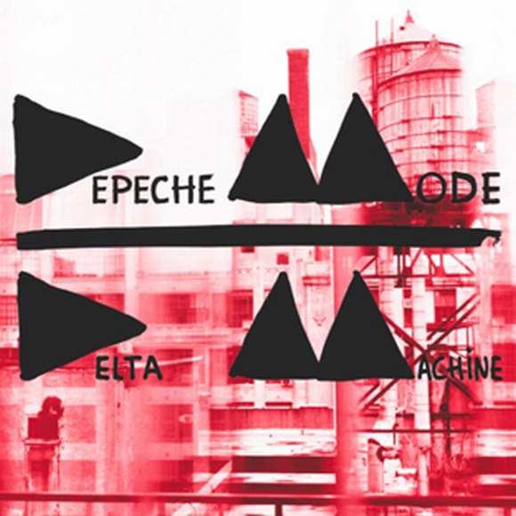 "обложка альбома Depeche Mode ""Delta Machine"""